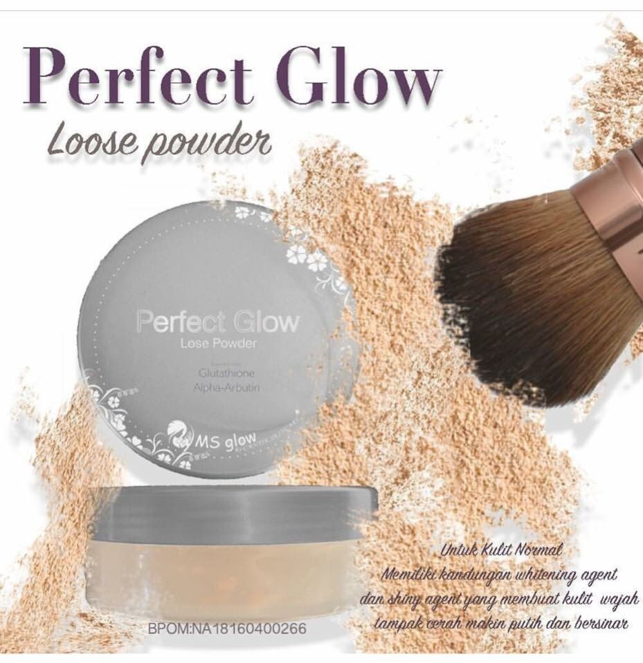 Loose Powder Ivory Perfect Glow