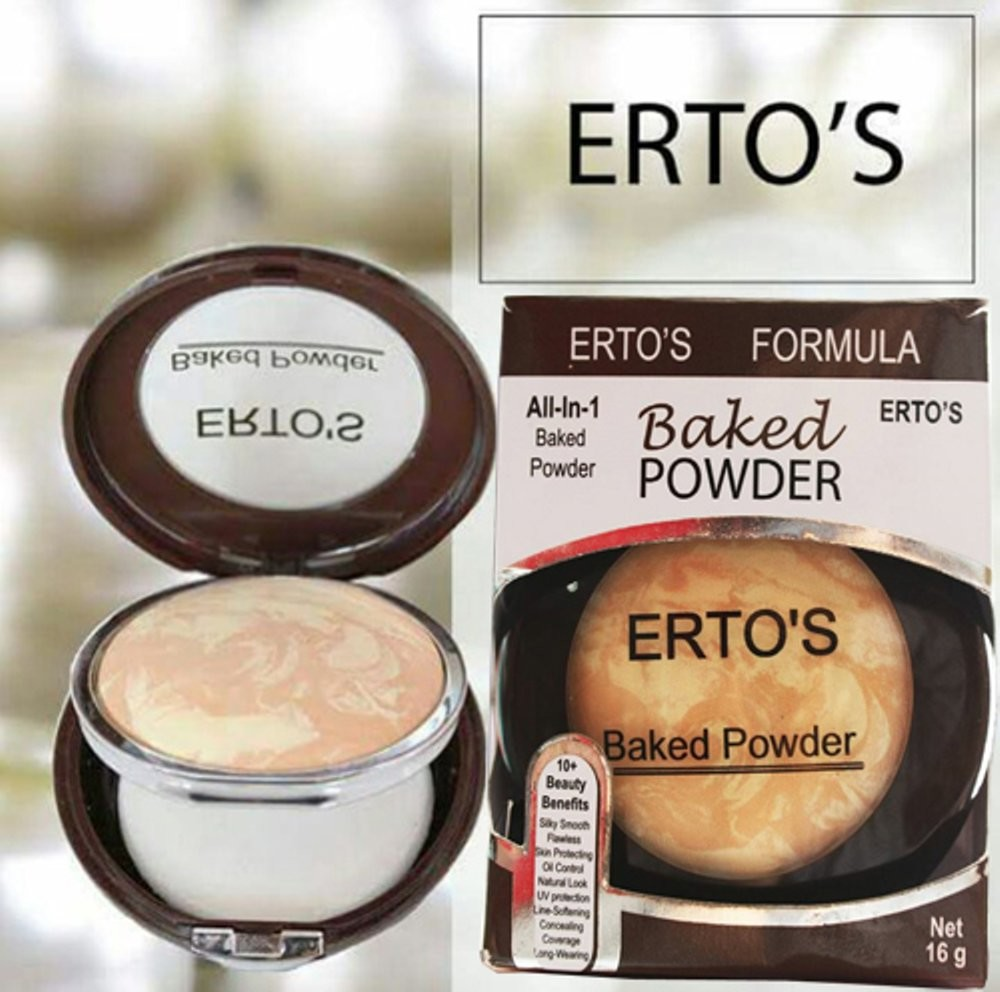 Review Ertos Baked Powder & Manfaatnya