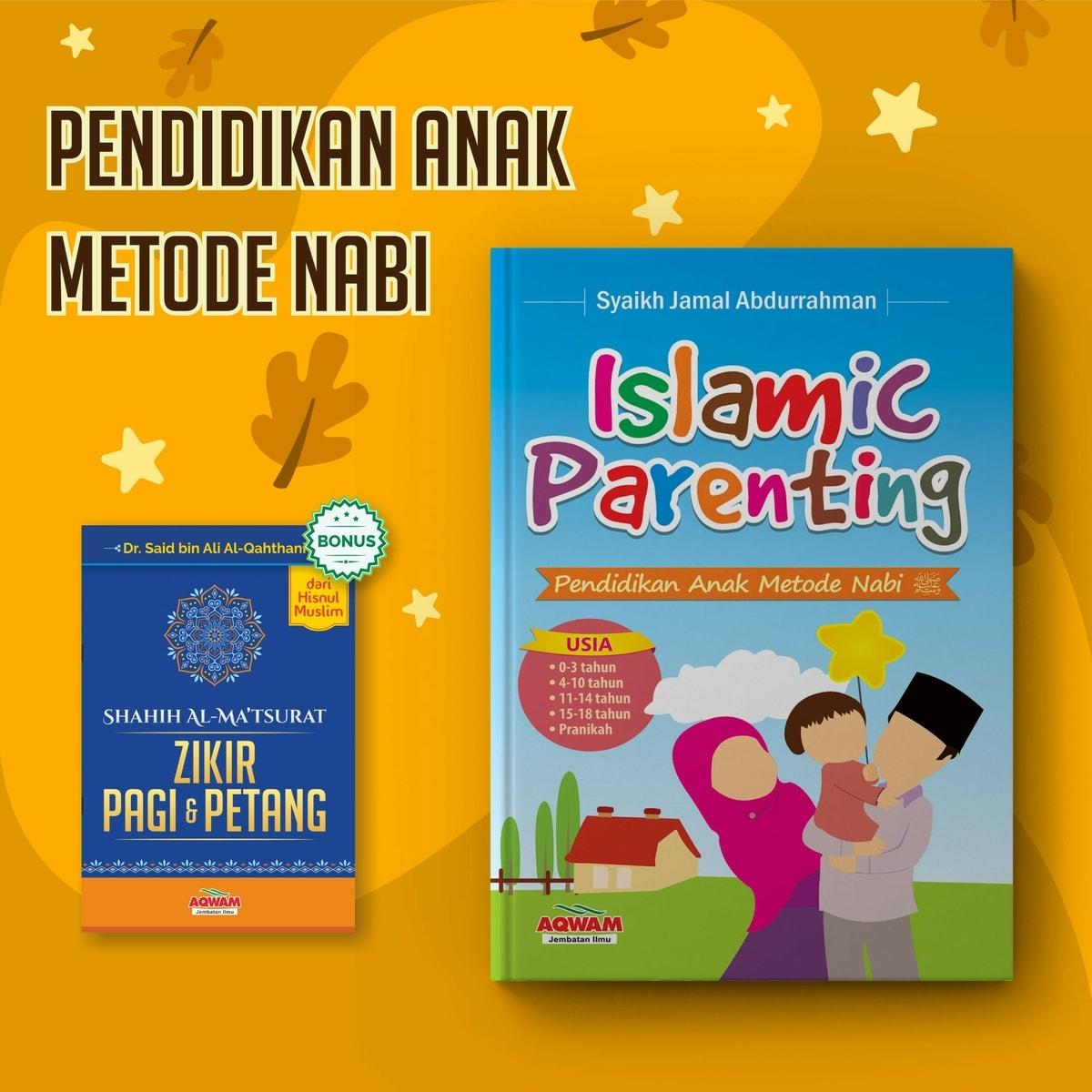Buku Islamic Parenting