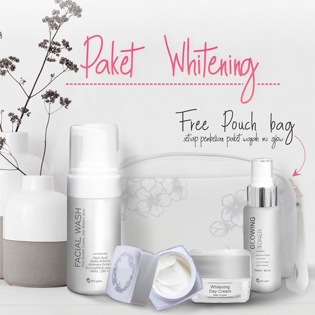 Ms Glow Brightening (Whitening) Series