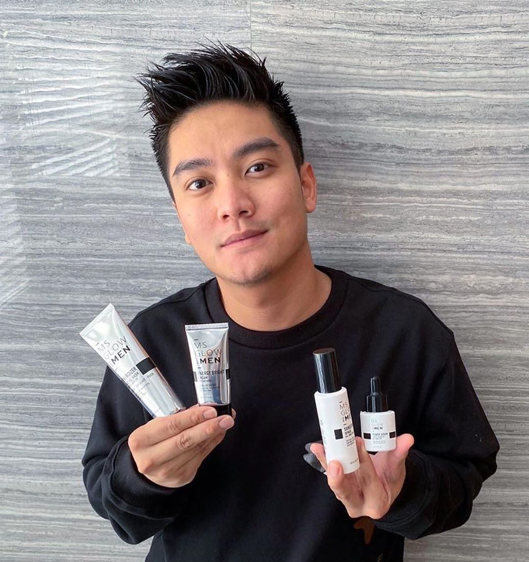 Review & Cara Menggunakan MS Glow For Men