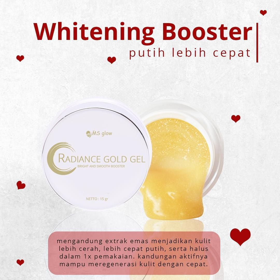 Whitening booster Ms Glow