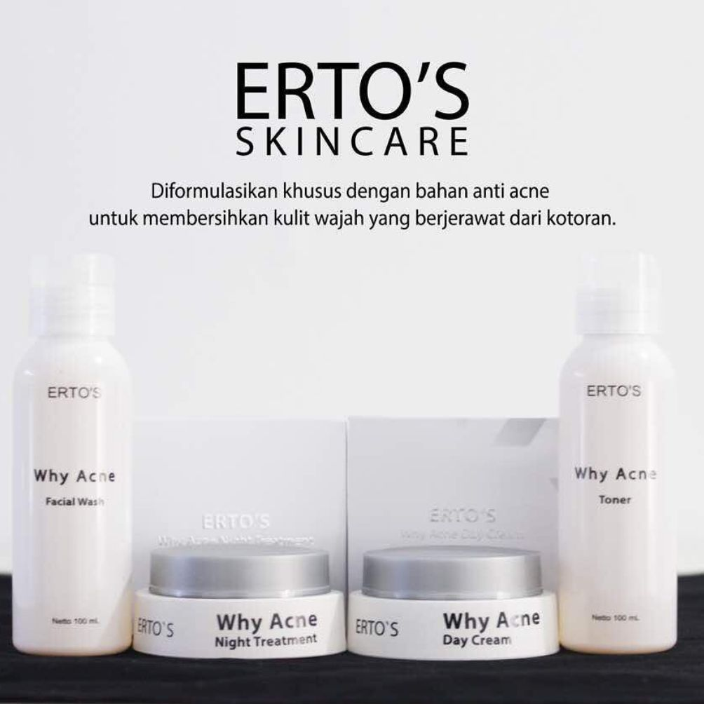 Harga Ertos Why Acne
