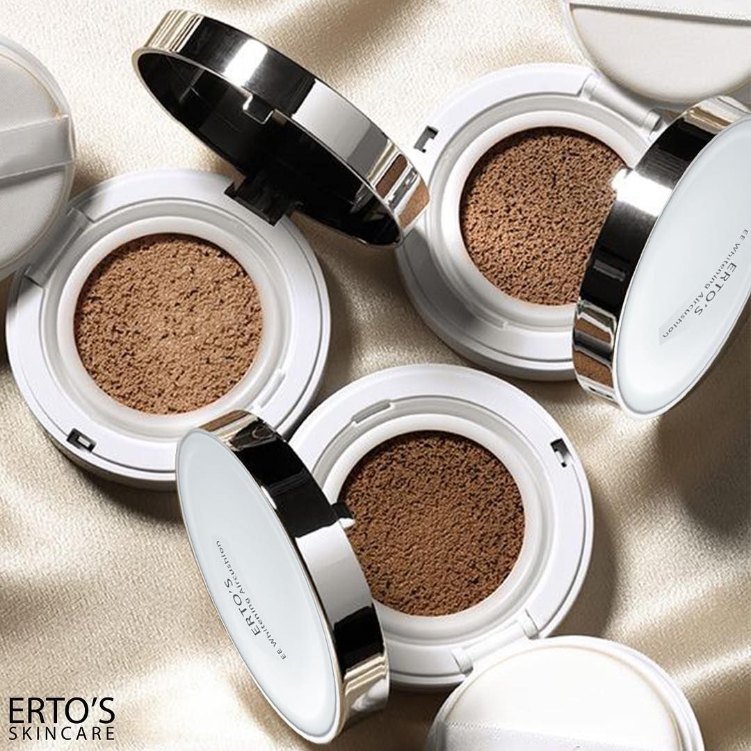 Review EE Whitening Cushion Ertos !!