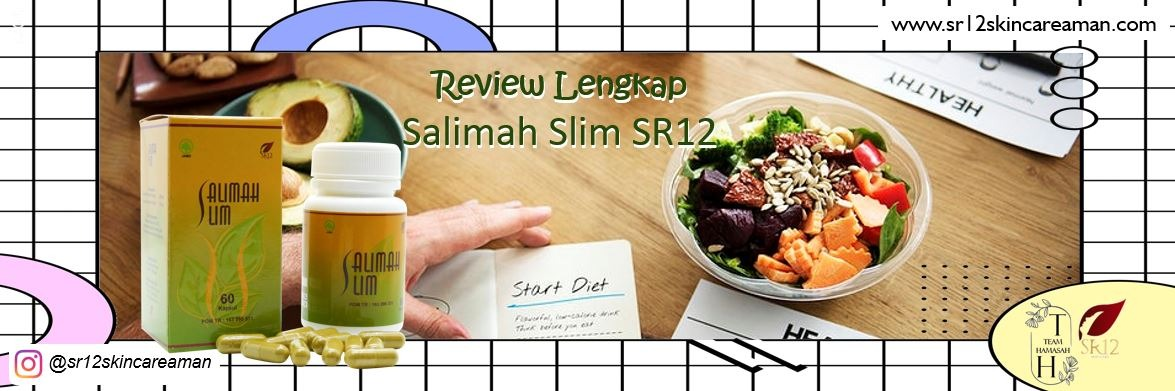 Review Salimah Slim SR12