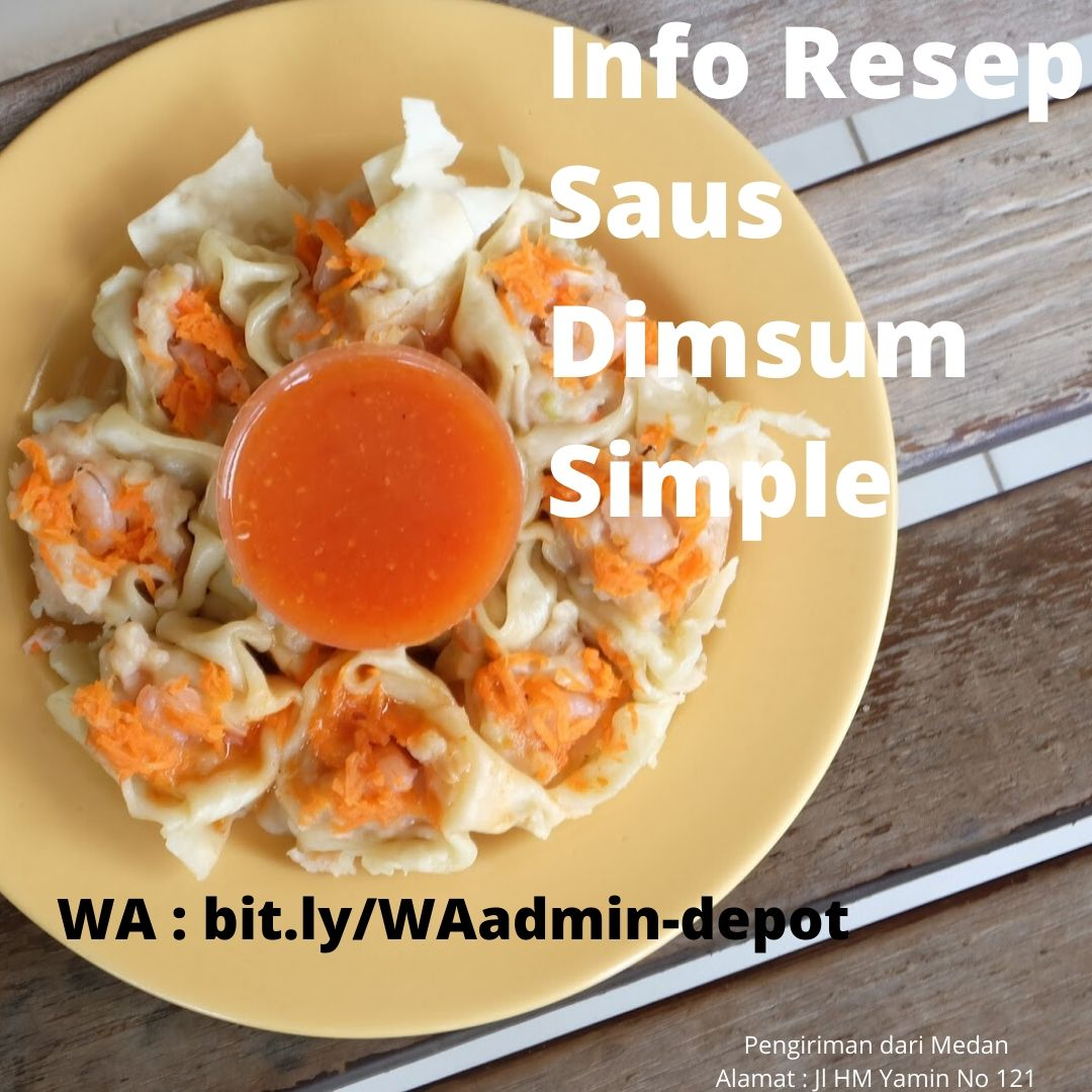 Info Resep Saus Dimsum Simple