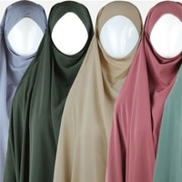 french khimar