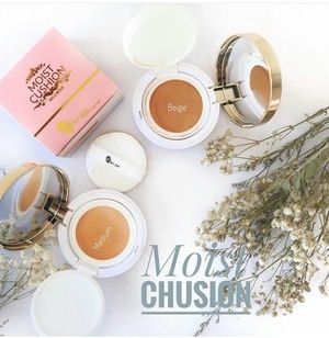 Bedak MS Glow Moist cushion