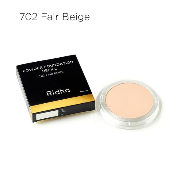Powder Foundation Refill Fair Beige 702