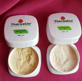 Bedak Theraskin Asli vs Bedak Theraskin Palsu