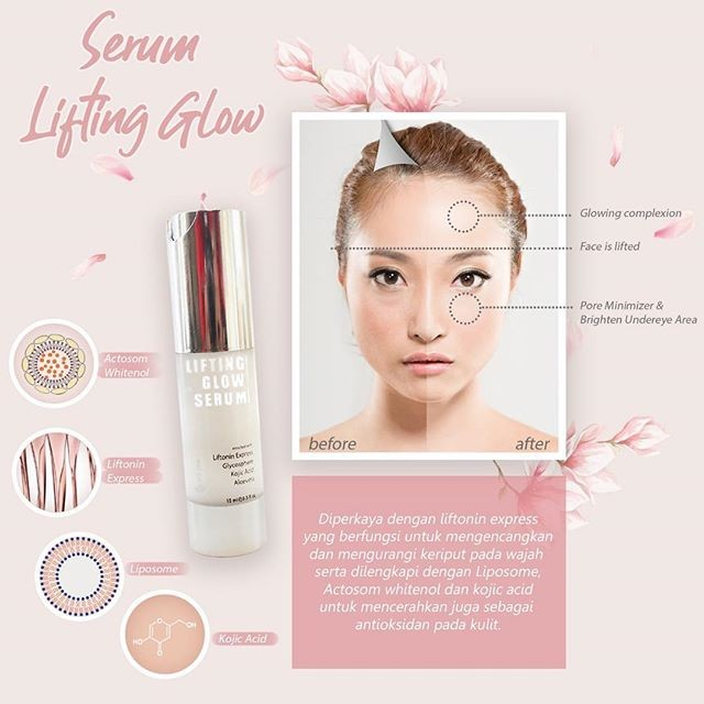 Lifting glow Serum MS Glow
