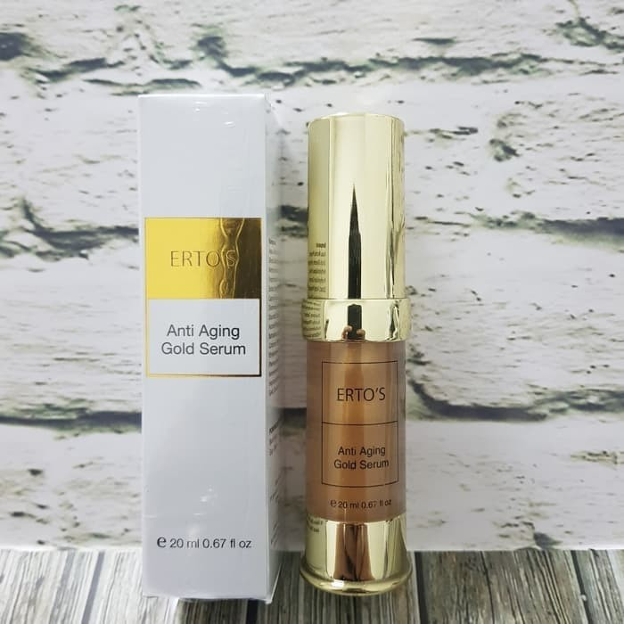 Ertos Anti Aging Gold Serum