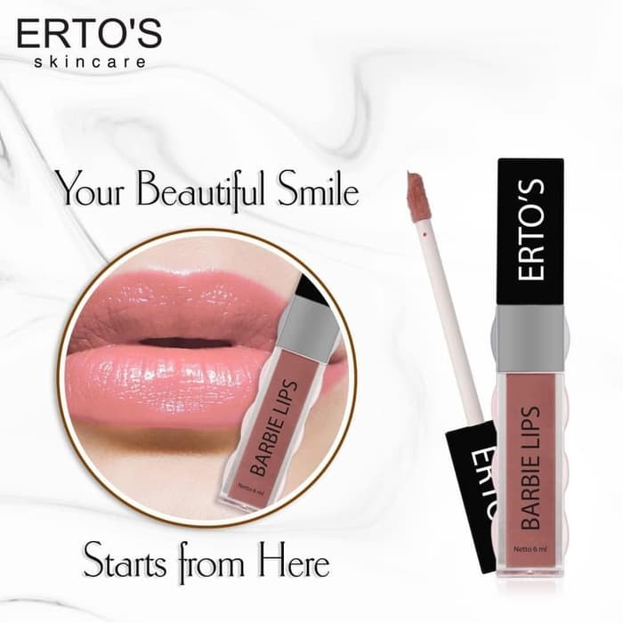 Ertos Skincare Ertos Barbie Lips