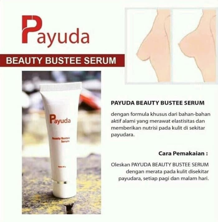 Ertos Payuda Bustee Serum