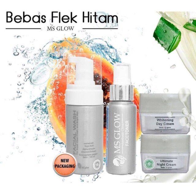 Search Results For Cara Menghilangkan Bekas Jerawat Dan: Flek Cream MS Glow Ultimate Series: Manfaat & Cara Pakai