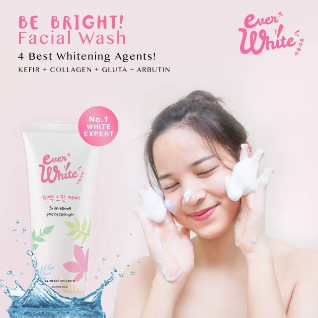 Everwhite Brightening Facial Cleanser