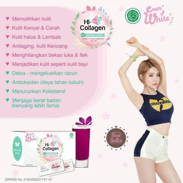 Keunggulan Hi-Collagen