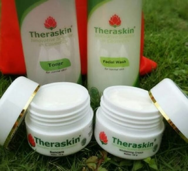 Review Theraskin Glowing