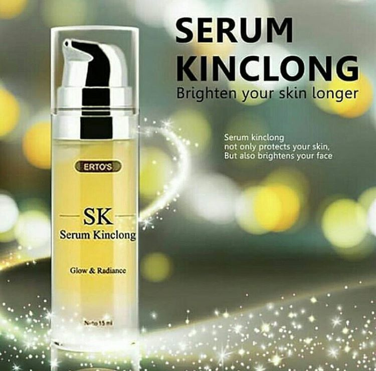 Harga Ertos Serum Kinclong