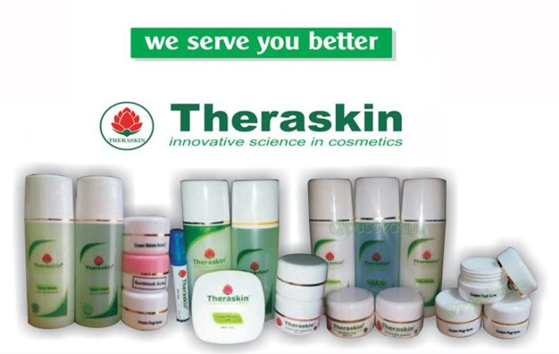 Manfaat Cream Theraskin